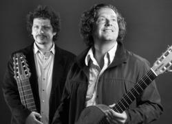 Dos notables guitarristas que se juntan sólo una vez por año ...