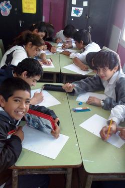 Alumnos de diversas escuelas fueron capacitados en Educación Ambiental...