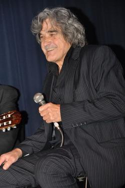 El actor participó de los festejos de un nuevo aniversario de la ciudad....