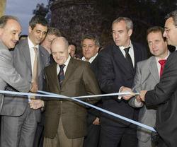 ADELANTO:Se inauguró ayer la 5ta Exposición y Seminario *Polo Estratégico Industrial*...