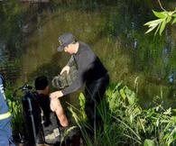 ULTIMO MOMENTO (CampanaArgentina.com): Encontraron el cuerpo del ahogado en Río LujánEstaba cerca de la costa a mil metros de la estación de trenes de Río Luján ...