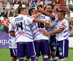 RESULTADOS 3ª FECHA: Los Andes 1-0 Chacarita; Douglas Haig 2-2 All Boys; Atlético Paraná 0-2 Villa Dálmine; Ferro Carril Oeste 1-1 Atlético Tucumán; Gimnasia de Mendoza 2-2 Instituto; Unión (MdP) 2-0 Guaraní Antonio Franco.  HOY JUEGAN: Boca Unid...