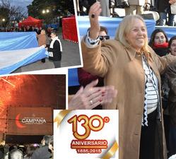 NOTICIA RELACIONADA: Campana celebró un nuevo *cumpleaños*:Nuestra Ciudad tiene 130 Motivos para Festejar     ...