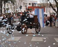 """NOTICIA RELACIONADA:  Campana celebró un nuevo """"cumpleaños"""" y festejó así sus primeros 130 Años de Historia..."""