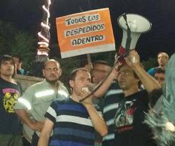 LA NOTICIA ACTUALIZADA:  Ultimo Momento: Los trabajadores de TenarisSiderca despedidos vuelven al trabajo mañana. Continúa e... https://t.co/hCmZzVfgEn #OffTheRecord— La Autentica Defensa (@LADdigital) diciembre 18, 2015 ...
