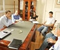 NOTICIA RELACIONADA: Abella mantuvo un nuevo encuentro con los presidentes de los bloques del Concejo Deliberante...