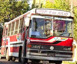 Acceda al contenido del Suplemento Especial Transporte Público de Pasajeros desde el menú en la parte superior....
