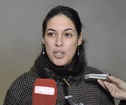 Alejandra Gómez...